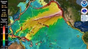 powerful earthquake tsunami