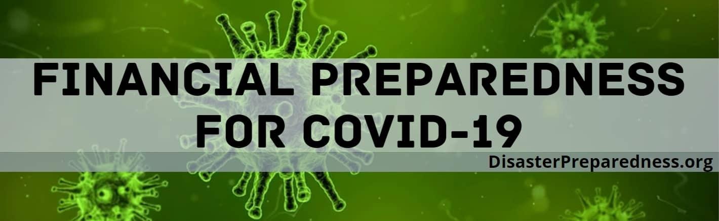Financial Preparedness for COVID-19