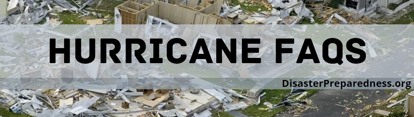 Hurricane FAQs